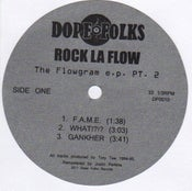 "Image of ROCK LA FLOW ""The Flowgram Pt.2"""