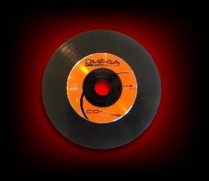 Image of 10 CD-R 700Mo 80Min 48x vinyle Omega Freestyle