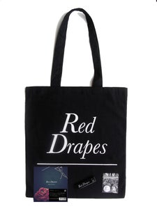 Image of Red Drapes - 'Suffer In Silence' Merch Bundle *SOLD OUT*