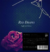 Image of Red Drapes - 'Suffer In Silence' Album (Japan Import) *SOLD OUT*