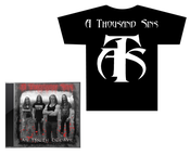Image of As Truth Decays and ATS Shirt Bundle