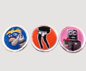 Image of Game Badges