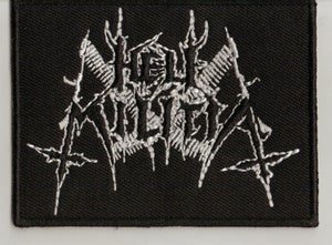 Image of Hell Militia Patch style B