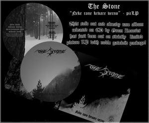 "Image of THE STONE ""Neke rane krvare vecno"" ltd gatefold picLP"
