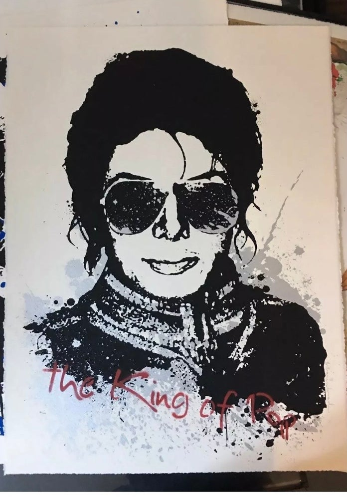 Image of King Of Pop