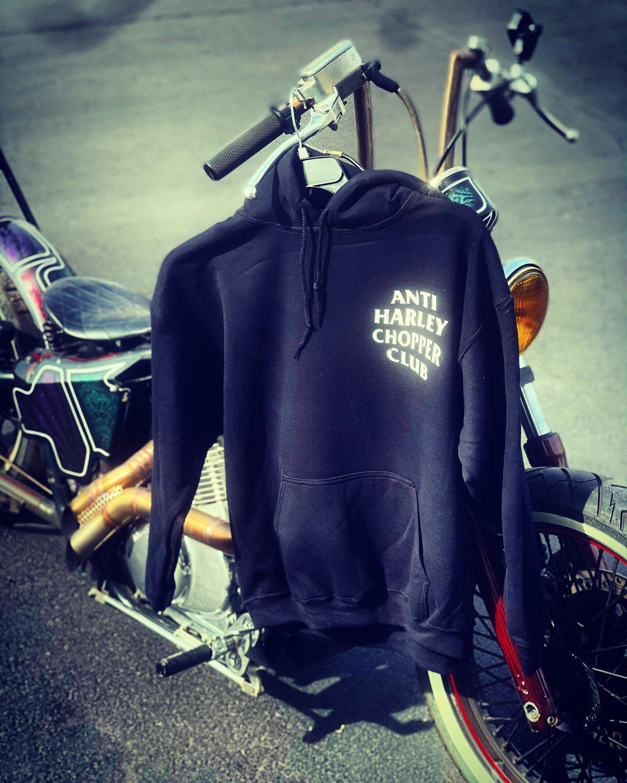 Image of Anti Harley Hoody