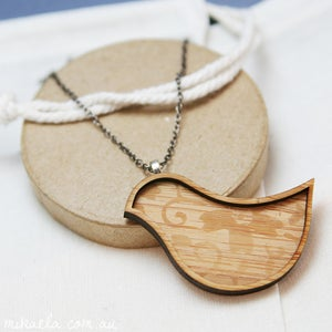 Image of Bamboo Birdy Double