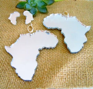 Image of Large African Continents