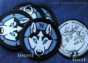 Image of Nordguard Patch (Black) [Sold Out]