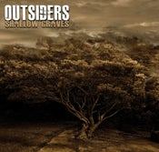 "Image of ALR: 019 Outsiders ""Shallow Graves"" CD"