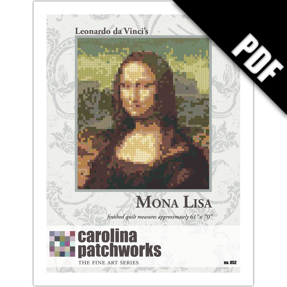 Image of No. 052 -- Mona Lisa {PDF Version}