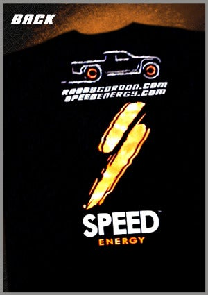 Image of SPEED Energy Trophy Truck Tee