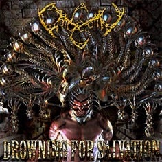 Image of ONICECTOMY-Drowning For SalvationCD/MORTAL TORMENT-ResuscitationCD