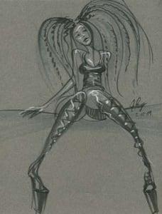 Image of Boozer Sketchey