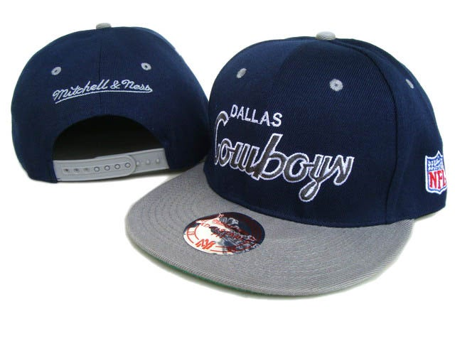 Image of NFL Dallas Cowboys Mitchell   Ness Snapback Hat e91fb1af63e