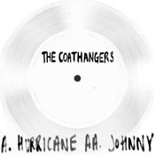Image of THE COATHANGERS - 'HURRICANE'/'JOHNNY' FLEXI