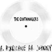 Image of THE COATHANGERS - 'HURRICANE'/'JOHNNY' FLEXI