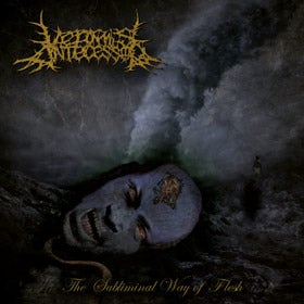 "Image of VERMIS ANTECESSOR:""THE SUBLIMINAL WAY OF FLESH"" CD"