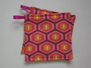 Image of Honeycomb Pot Holders