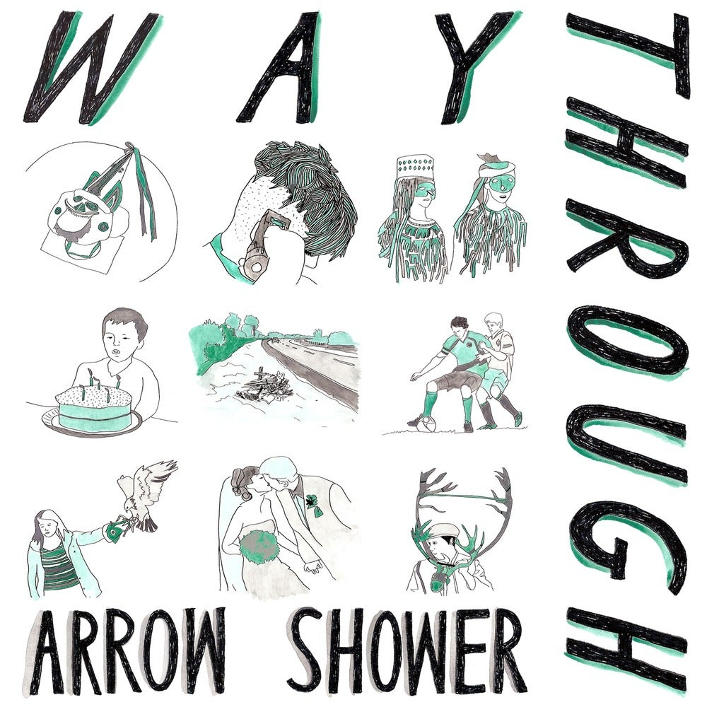 Image of WAY THROUGH - Arrow Shower