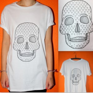 Image of Diamond Skull Tee