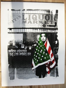 Image of Niños Héroes Limited 1st Edition Poster