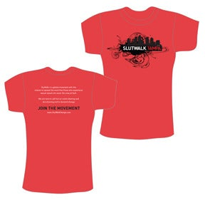 Image of SlutWalk Tshirt