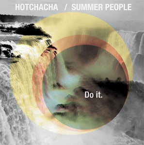 "Image of Summer People/HotChaCha Split 12"" EP ""Do It"""