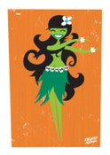 Image of Tiki Girl Prints
