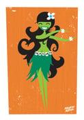 Image of Tiki Girl Prints