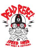 Image of Dead Rebel  - Speed Shop Print