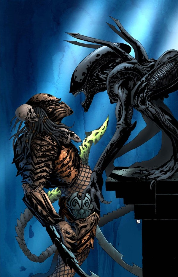 Image of ALIEN VS PREDATOR