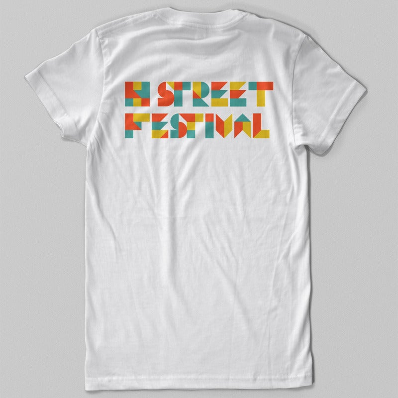 Image of H Street Festival T-Shirt (Ladies)