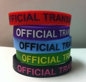 Image of Official Transmitter bracelet