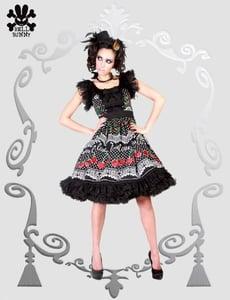 Image of Hell Bunny: Kiss Me Kate Lolita Dress