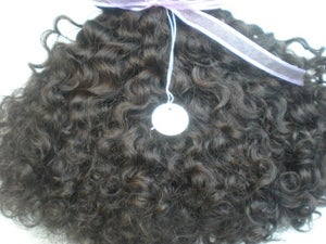 Image of Virgin Brazilian Spring Curly Hair