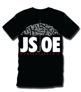 "Image of 2011 ""JSOE"" Black Cement Tee (S-XL)"