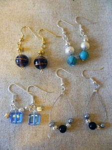 Image of Handmade earrings