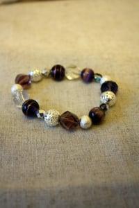 Image of Handmade elasticated bracelet