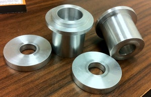Image of Aluminum Solid Riser Bushing