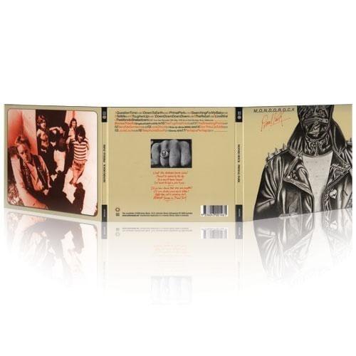 Image of Primal Park 2009 Reissue (CD)+ bonus tracks