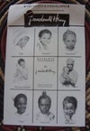 """Faces of Jamaica"" By J.Macdonald Henry Card & Envelope Set"