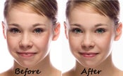 Image of Standard Portrait Retouching for Child