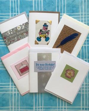 Image of Greetings Card Gift Box