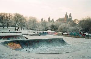 Image of Kelvingrove Skatepark