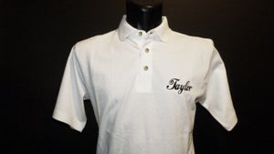 Image of Taylor Polo Shirt - White
