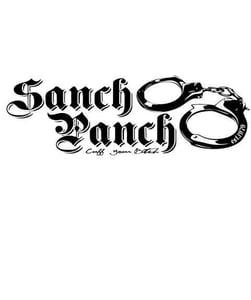 "Image of Sancho Pancho Inc. ""Cuff your bitch"""