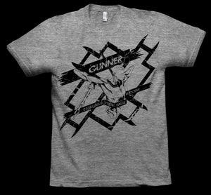 """Image of Gunner """"Catalogue Your Faux Success"""" shirt"""