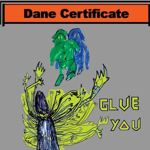Image of Glue You Album on compact disc