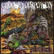 Image of Choose Your Poison Laid To Waste CD EP